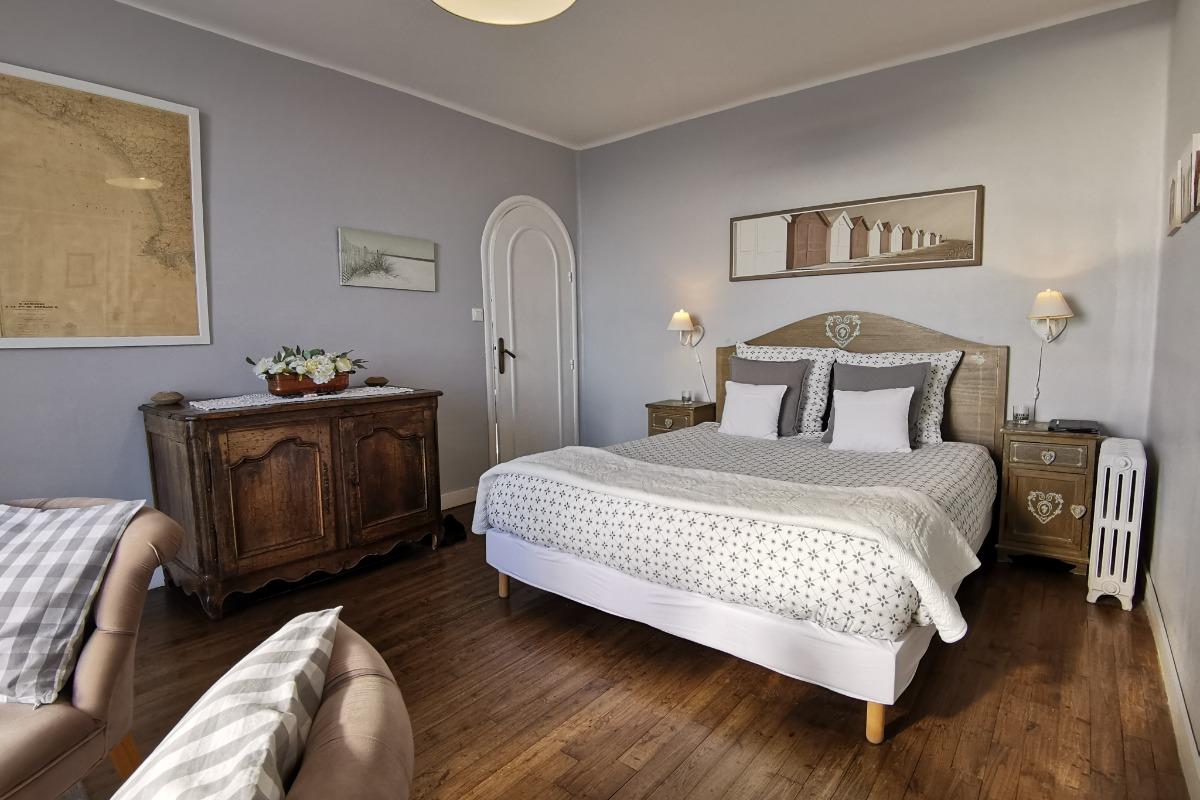 la villa keris - Chambre d'hôtes - Audierne