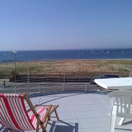 La terrasse chambre océane - Chambre d'hôtes - Audierne