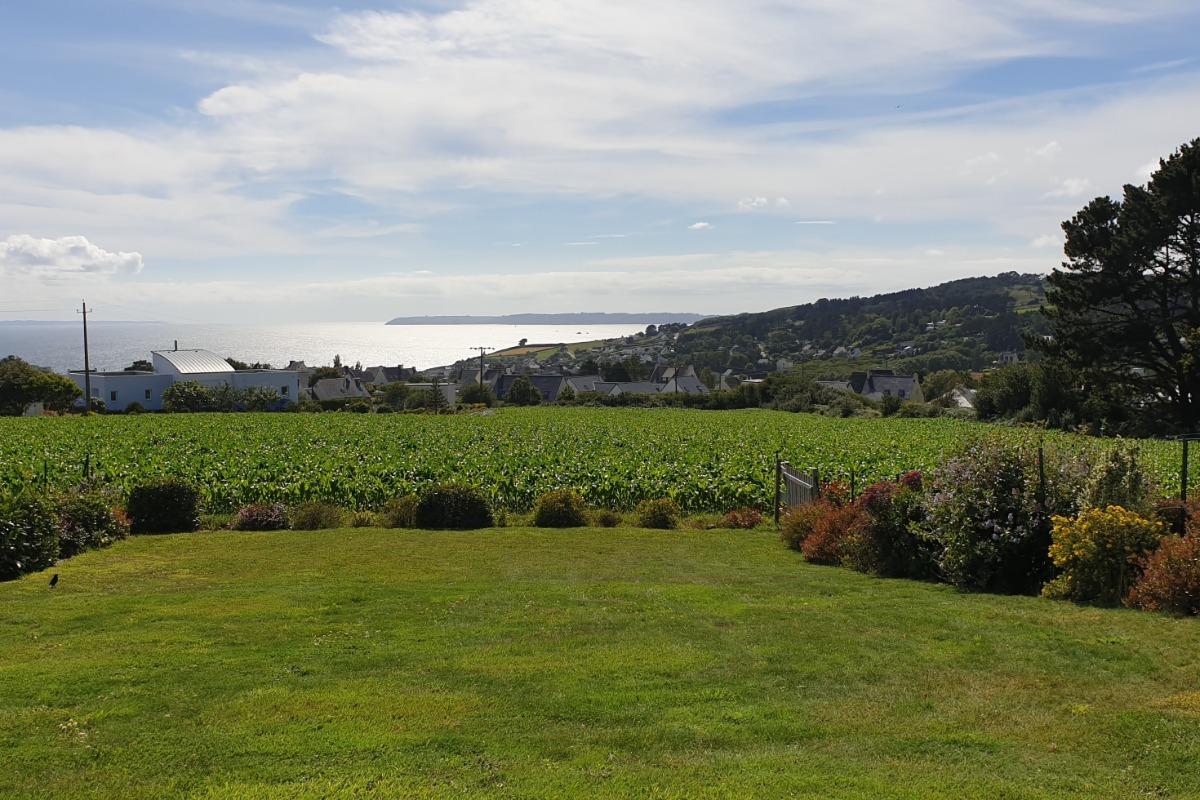 Vue de la pièce de vie - Location de vacances - Telgruc-sur-Mer