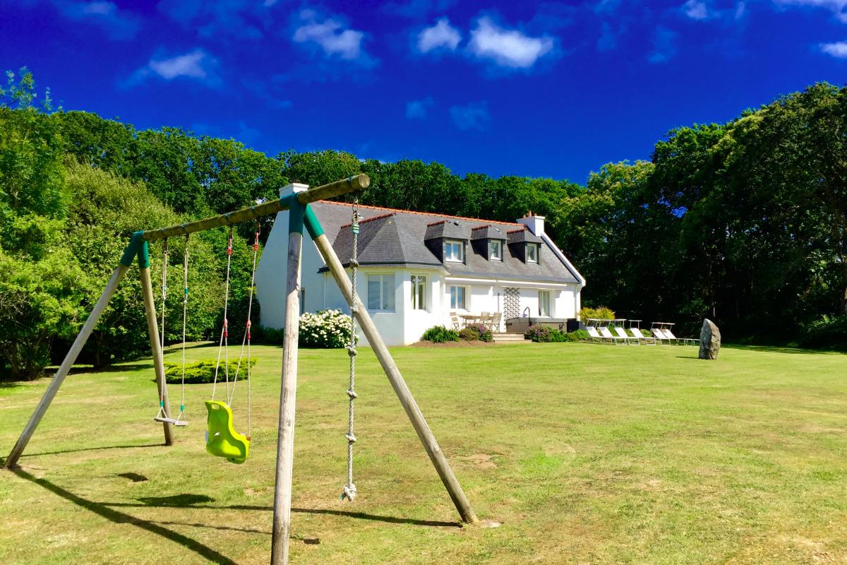 La Villa de Goarem Gordiguen - Location de vacances - Crozon