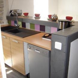 Lave-vaisselle - Location de vacances - Douarnenez