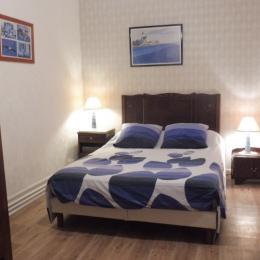 coin repas, mur de pierres apparentes .... - Location de vacances - Saint-Pabu