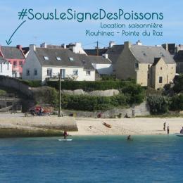 #SousLeSigneDesPoissons, une location au bord de l'eau - Location de vacances - Plouhinec