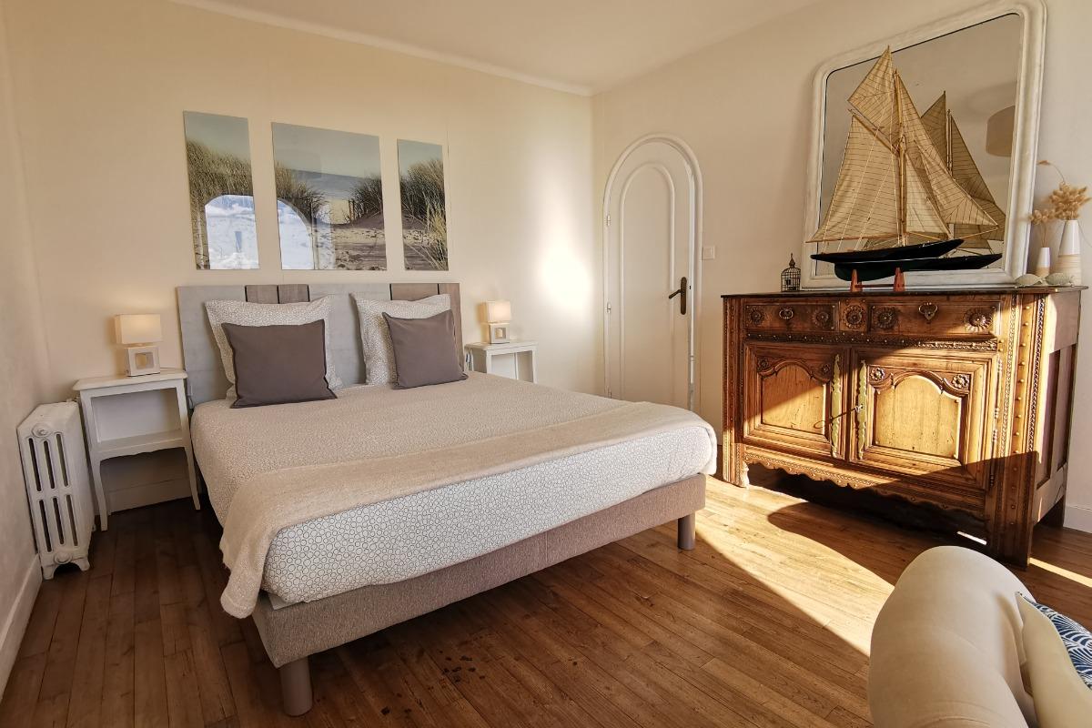 Villa keris maison d 39 h tes pleine de charme face la - Chambres d hotes finistere bord de mer ...