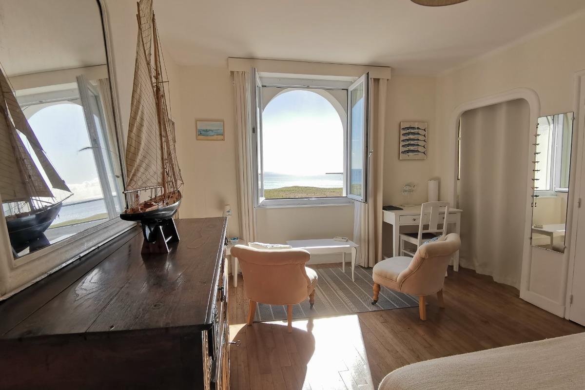 la chambre dune - Chambre d'hôtes - Audierne