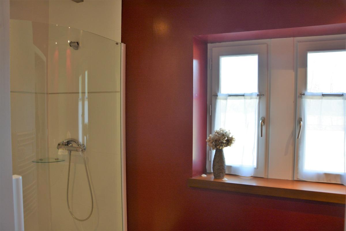 Salle de bain HORTENCIA - Chambre d'hôtes - Arzano