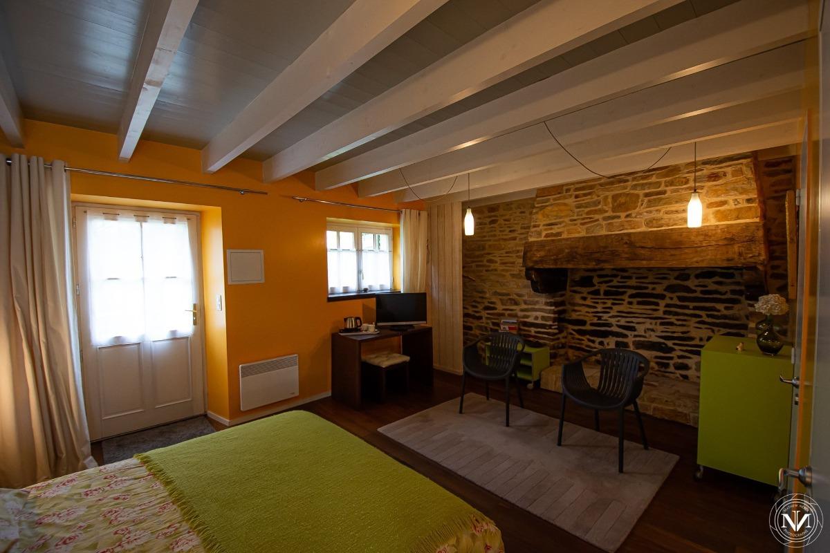 La longère de Nivinen - Chambre d'hôtes - Arzano