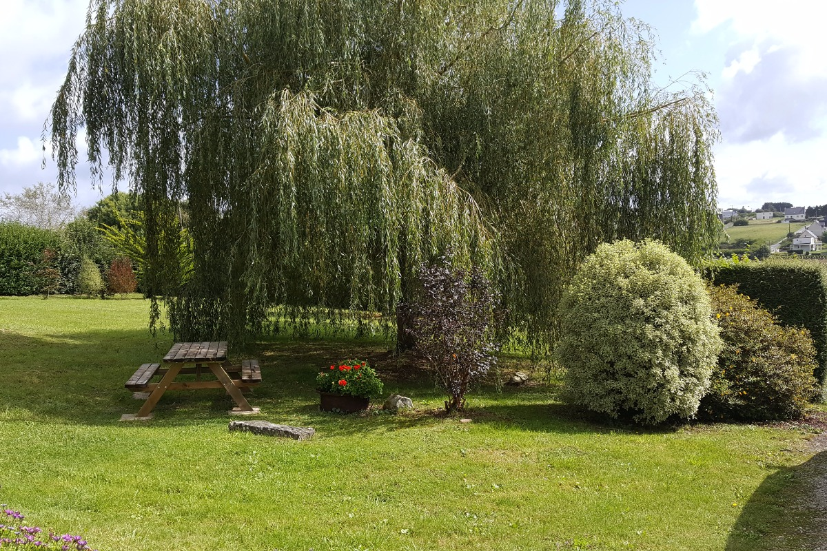 Jardin - Location de vacances - Telgruc-sur-Mer