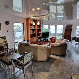 maison contemporaine avec jardin et vue mer - Location de vacances - Plougastel-Daoulas