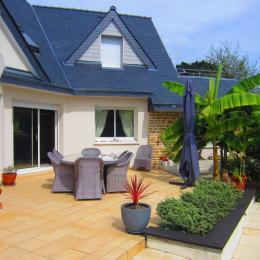 villa cotemporaine - Chambre d'hôtes - Fouesnant