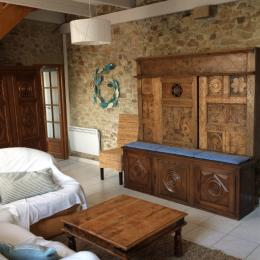 salon - Location de vacances - Plouguerneau