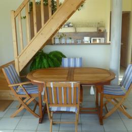salle à manger - Location de vacances - Locquirec