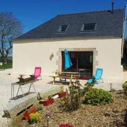 maison avec terrasse - Location de vacances - Lannilis