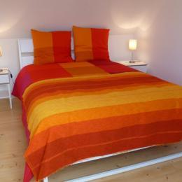 chambre à l'étage avec lit 140 - Location de vacances - Lannilis