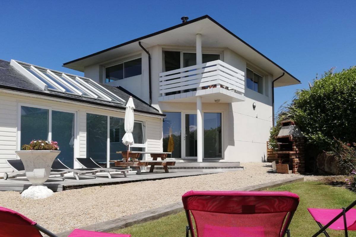 Villa Lara avec vue mer - Location de vacances - Sibiril