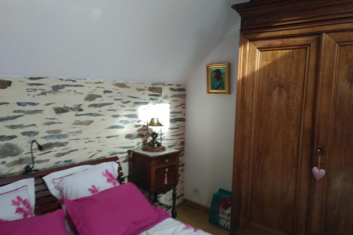 Chambre - Location de vacances - Gouézec