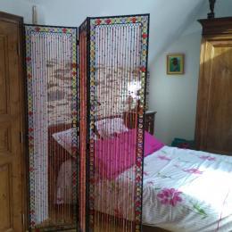 studio avec séjour et coin chambre - Location de vacances - Gouézec
