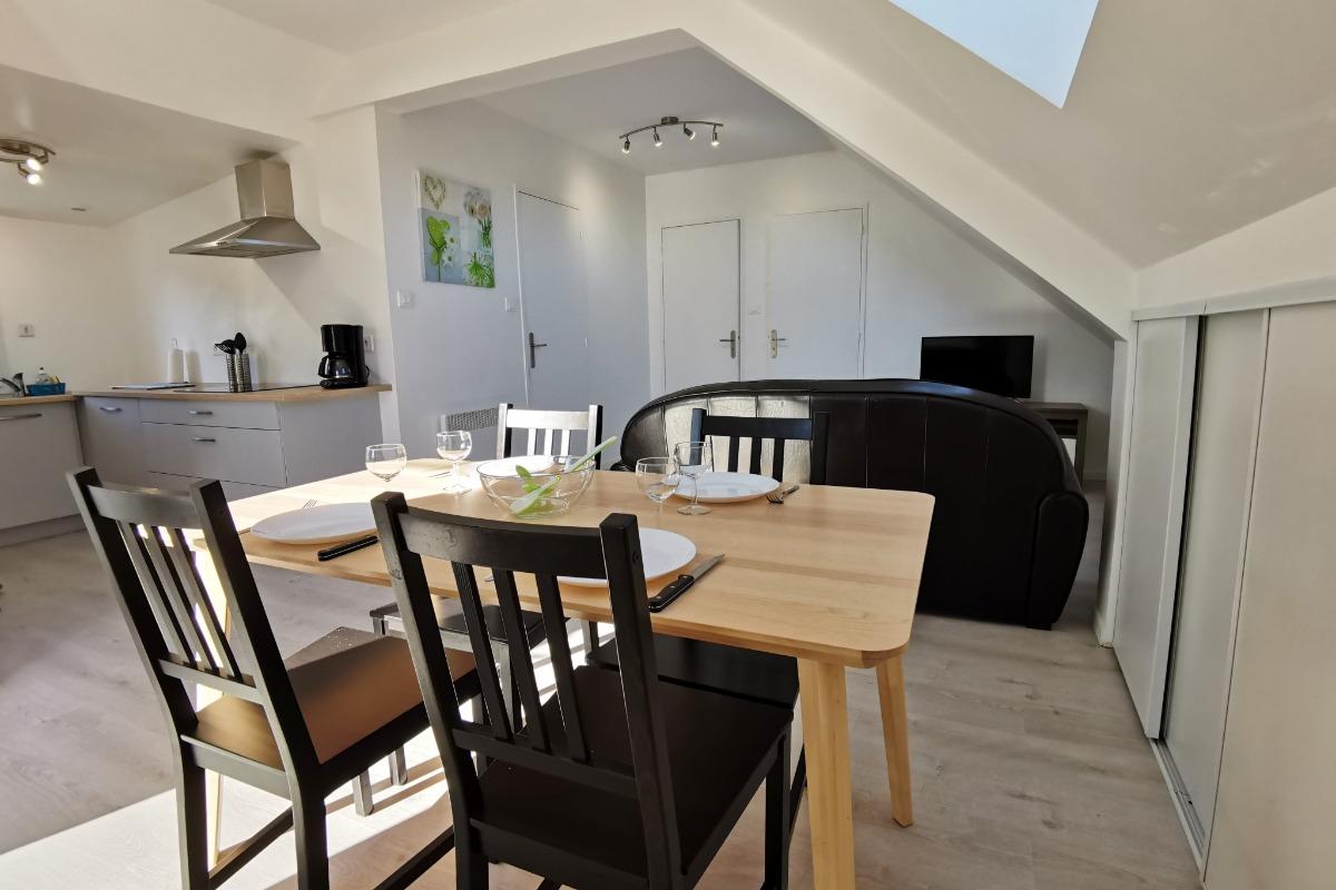 Appartement Fouesnant pour 4 personnes - Location de vacances - Fouesnant