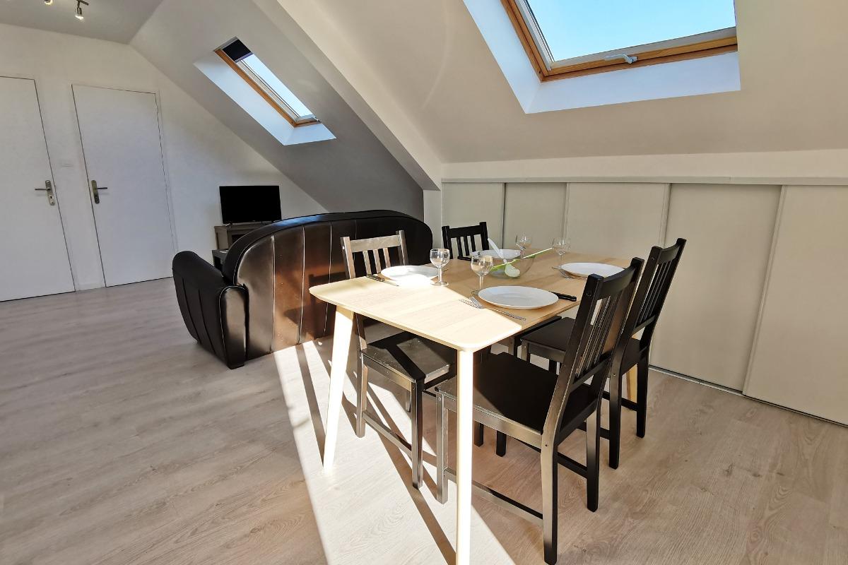Appartement avec cuisine équipée - Location de vacances - Fouesnant