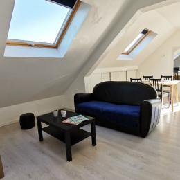 Appartement Fouesnant avec salon séjour - Location de vacances - Fouesnant