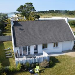 maison de plain-pied avec jardin clos - Location de vacances - Plougoulm
