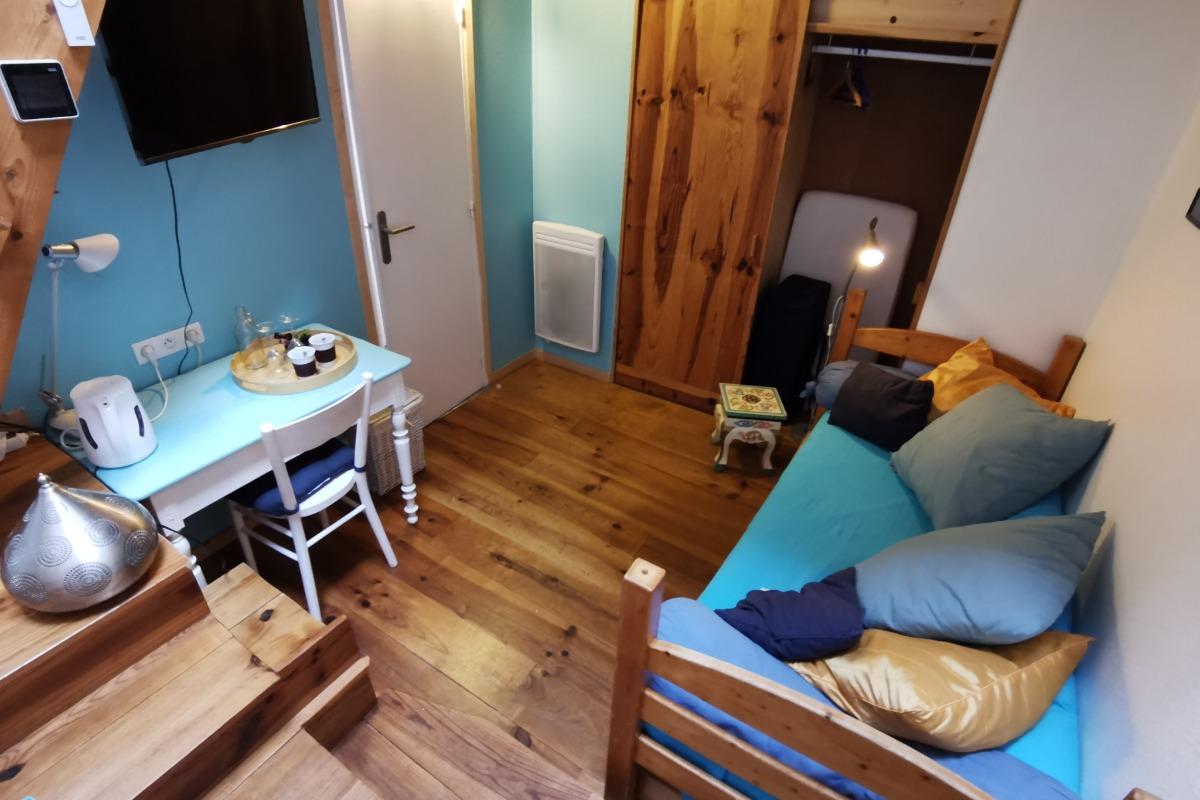 le petit dejeuner - Chambre d'hôtes - Lanvéoc