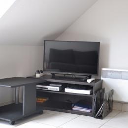 Espace TV-Wifi, DVD - Location de vacances - Clohars-Carnoët