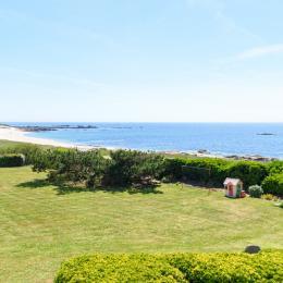 la plage  à quelques mètres de la maison - Location de vacances - Trégunc