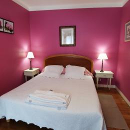 Chambre avec un lit 160 - Location de vacances - Audierne