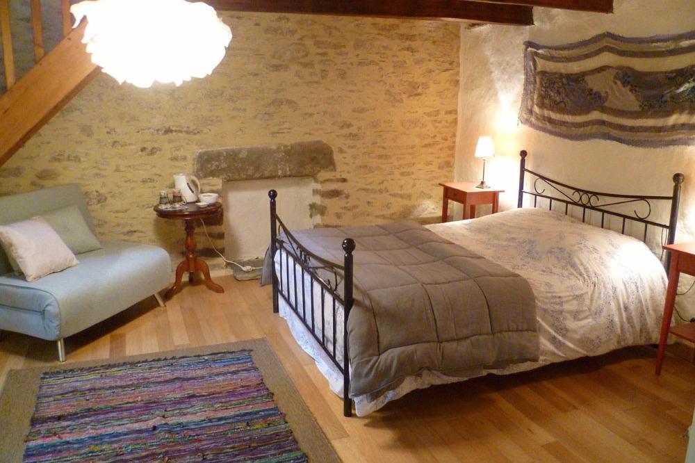 Les chambres d'hôtes de Brezehant - Commana - Monts d'Arrée - Finistère - Chambre d'hôtes - Commana