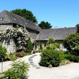 Les Chambres d'hôtes de Brezehant - Commana - Finistère - Chambre d'hôte - Commana
