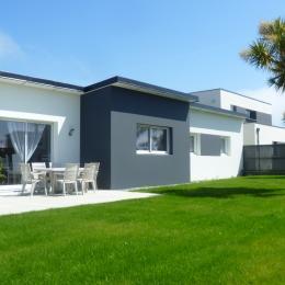 maison de plain-pied sur jardin clos - Location de vacances - Santec