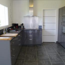 cuisine tout équipée - Location de vacances - Camaret-sur-Mer