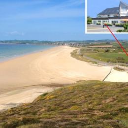 Résidence Rosa Gaelica face à la baie de Dournenez  - Location de vacances - Plomodiern