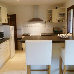 coin cuisine - Location de vacances - Plouarzel