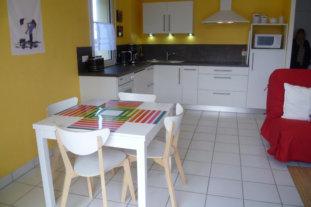 cuisine entièrement équipée - Location de vacances - Roscoff