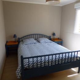 chambre au RDC avec lit 160 - Location de vacances - Santec