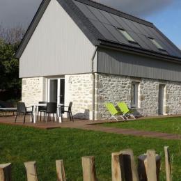 Maison  Le Grand Birinik avec terrasse et jardin privatif - Location de vacances - Guilvinec