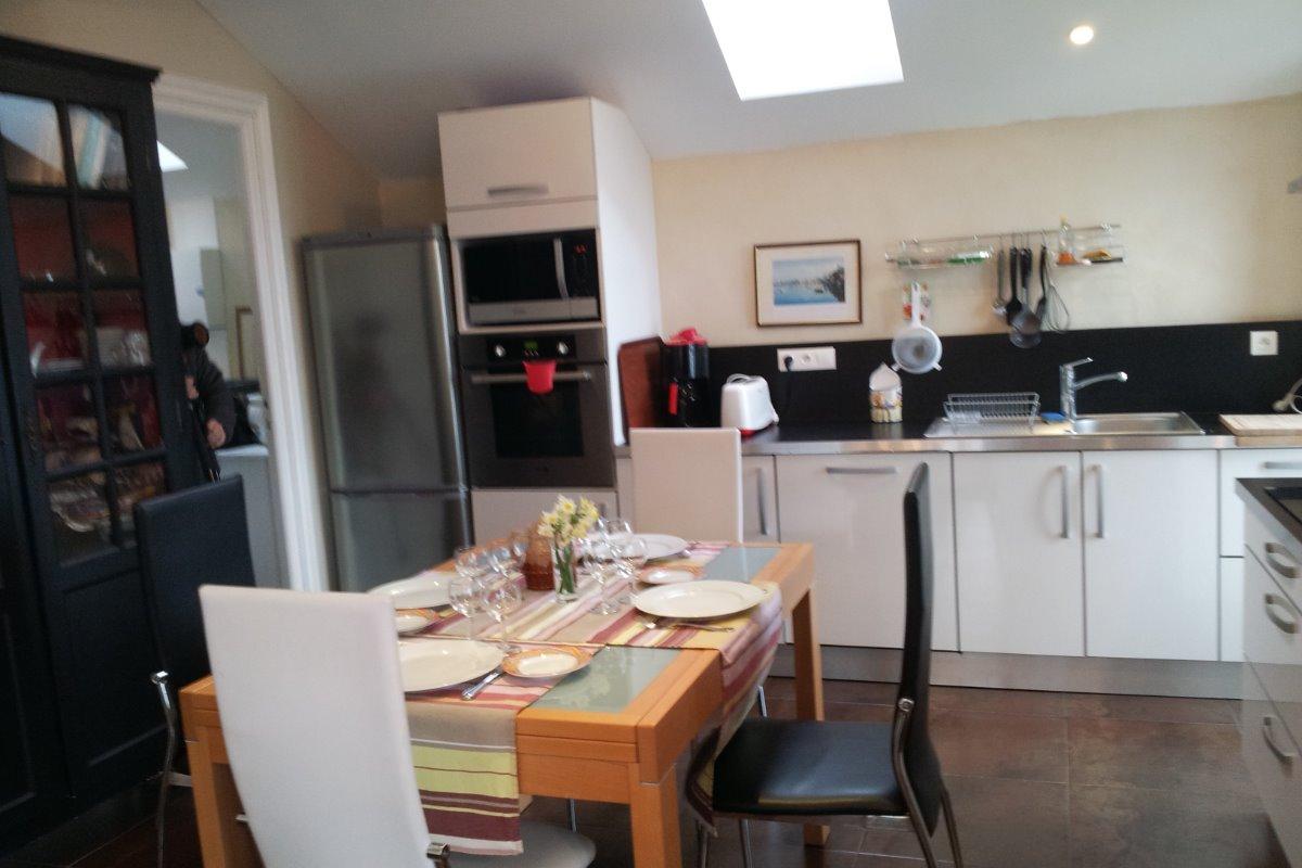 cuisine 2 personnes  - Location de vacances - Roscoff