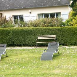 Forge côté cour - Location de vacances - Moëlan-sur-Mer