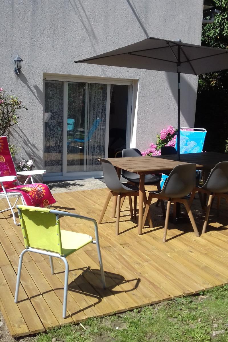 Location avec terrasse et jardin privatif clos - Location de vacances - Saint-Jean-du-Doigt
