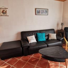 coin salle à manger - Location de vacances - Saint-Jean-du-Doigt