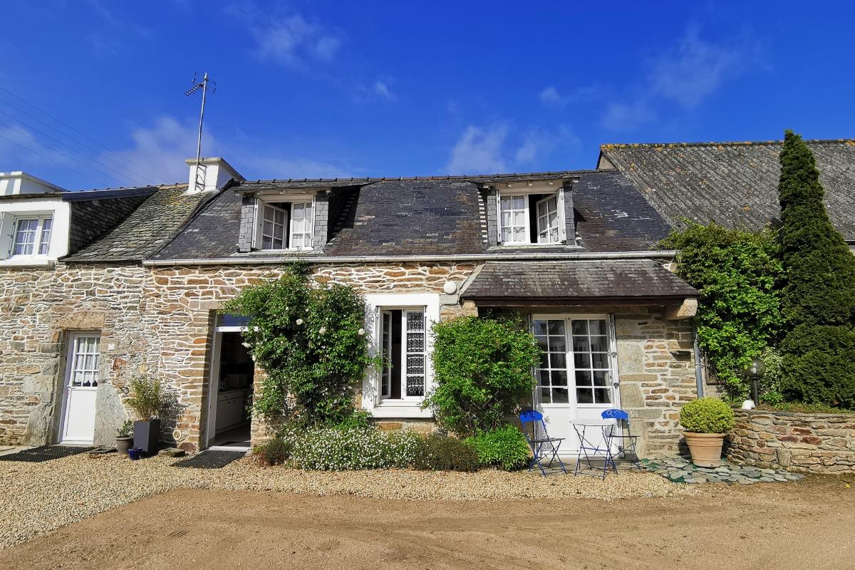Charmante maison bretonne à Locquirec - Location de vacances - Locquirec