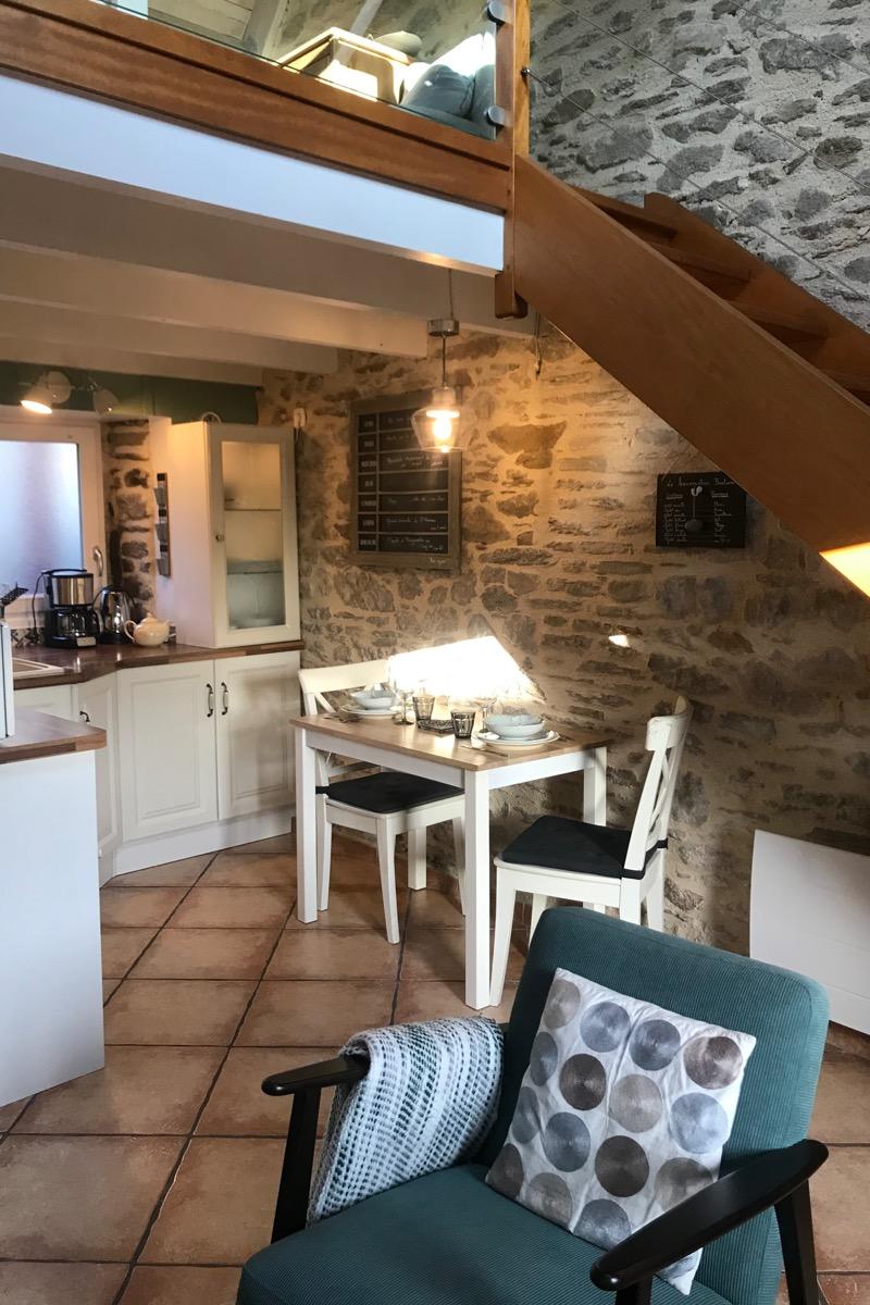 cuisine - Location de vacances - Le Conquet