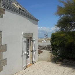 Notre maison  La Bigoudène et  les Rochers - Location de vacances - Penmarc'h