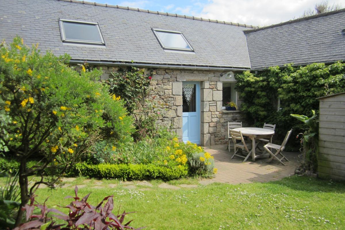 maison de plain-pied avec jardin clos - Location de vacances - Landéda