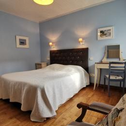 chambre 2 lits 1 personne - Location de vacances - Landéda