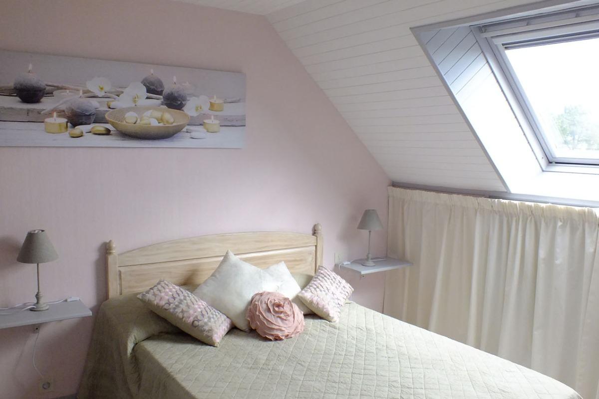 Chambre Port Manec'h,  1 lit 140 - Chambre d'hôtes - Névez