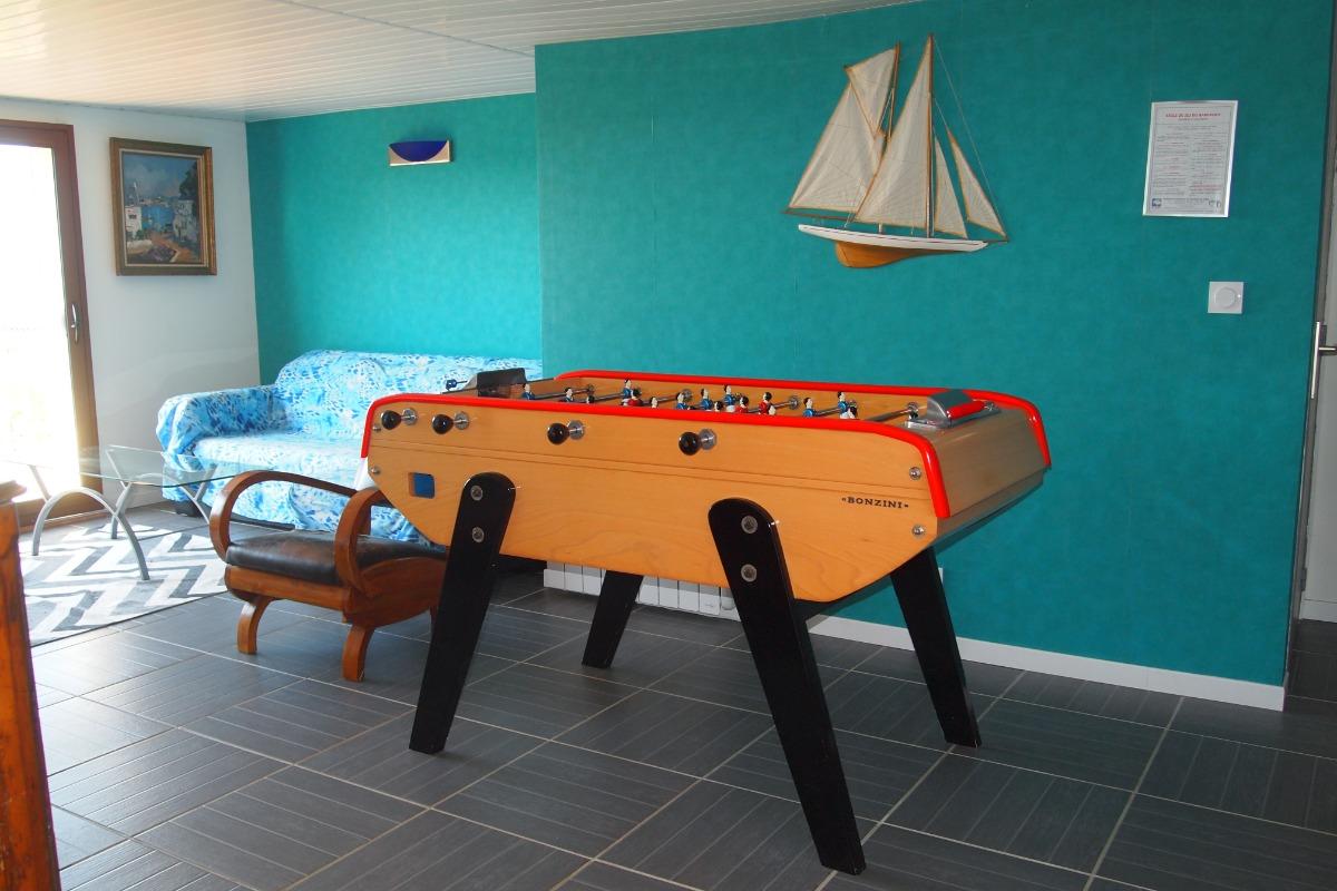 COIN PIQUE-NIQUE - Location de vacances - Camaret-sur-Mer