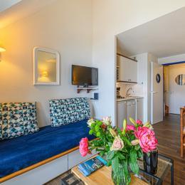 Piscine chauffée de avril à septembre - Location de vacances - Bénodet